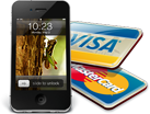 Retail business credit cards