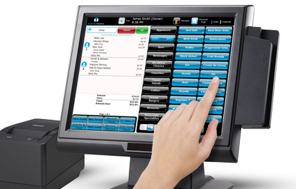 Retail & Hospitality POS Solutions